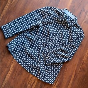 Wrinkle resistant Talbots blouse